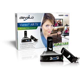 Devolo Vianect 1632 Air TV Schwarz