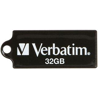 32 GB Verbatim Micro schwarz USB 2.0