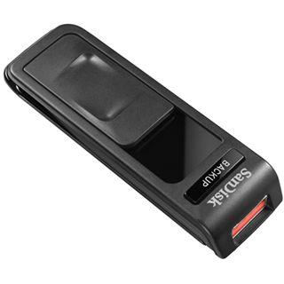 8 GB SanDisk Ultra Backup schwarz USB 2.0