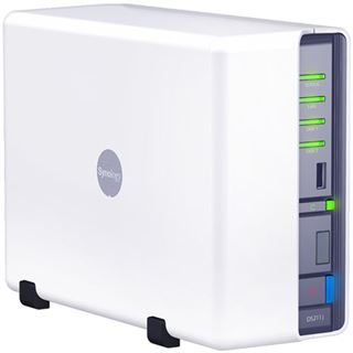 Synology DiskStation DS211j ohne Festplatten