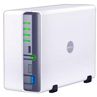 Synology DiskStation DS211 ohne Festplatten