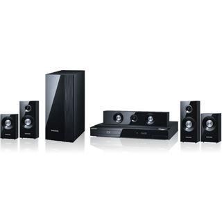 Samsung HT-C5500 Home Theatre Blu-ray 5.1 System 1000W RMS Schwarz