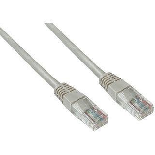 (€1,95*/1m) 2.00m Good Connections Cat. 5e Patchkabel UTP RJ45 Stecker auf RJ45 Stecker Grau