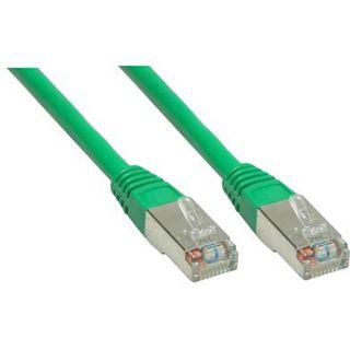 (€0,75*/1m) 20.00m Good Connections Cat. 6 Patchkabel S/FTP PiMF RJ45 Stecker auf RJ45 Stecker Grün