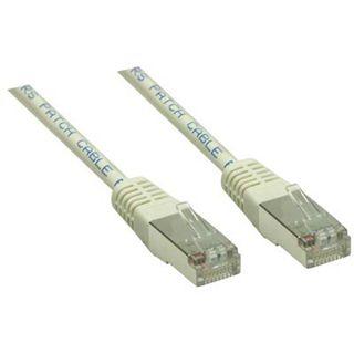 (€0,50*/1m) 30.00m Good Connections Cat. 6 Patchkabel S/FTP RJ45 Stecker auf RJ45 Stecker Grau