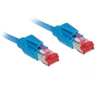 1.50m Good Connections Cat. 6 Patchkabel S/FTP PiMF RJ45 Stecker auf RJ45 Stecker Blau halogenfrei