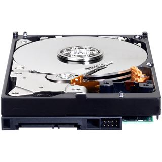 """250GB WD Blue WD2500AAKX 16MB 3.5"""" (8.9cm) SATA 6Gb/s"""