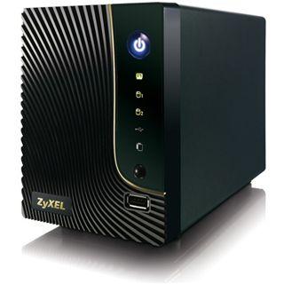 ZyXEL NSA-320 ohne Festplatten