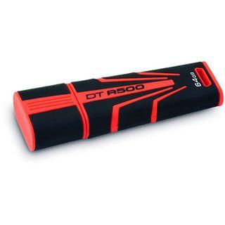 64 GB Kingston DataTraveler R500 rot/schwarz USB 2.0