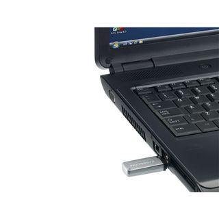 16 GB Freecom DataBar silber USB 2.0