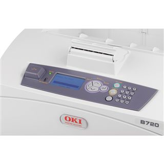 OKI B720N S/W Laser Drucken LAN/Parallel/USB 2.0