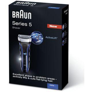 Braun Akku-/Netz-Rasierer 530b Series 5