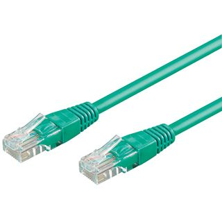 3.00m Good Connections Cat. 6 Patchkabel UTP RJ45 Stecker auf RJ45 Stecker Grün