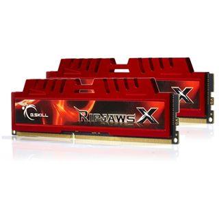 4GB G.Skill RipJawsX DDR3-1600 DIMM CL9 Dual Kit