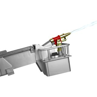 Arctic Fire Engine LR503 ferngesteuerter Feuerwehr-Leiterwagen