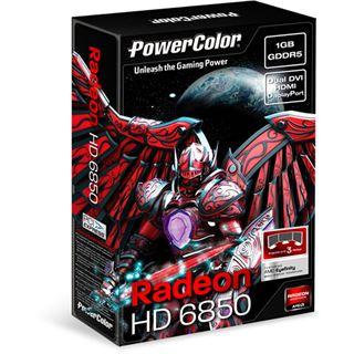 VGA 1024MB Powercolor Radeon HD 6850 GDDR5 PCIe