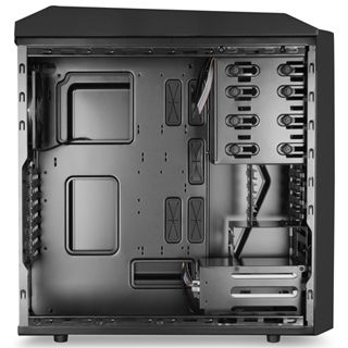 Sharkoon Scorpio 1000 Midi-Tower - black