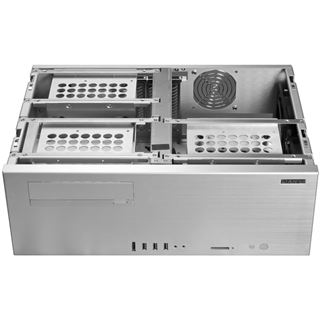 Lian Li PC-C50A Desktop ohne Netzteil silber