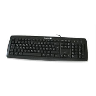 CHERRY J82-16004 LUNCH-2 / USB / CH Layout schwarz
