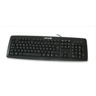 CHERRY J82-16004 LUNEU-2 / USB / US Layout schwarz