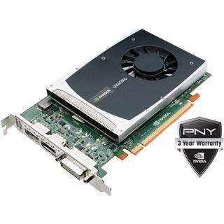 1GB PNY Quadro 2000 Aktiv PCIe 2.0 x16 (Bulk)