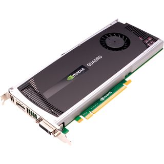 2GB PNY Quadro 4000 Mac Edition Aktiv PCIe 2.0 x16 (Retail)