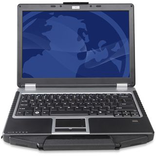 "Notebook 13,3"" (33,78cm) Terra Mobile 1330 i-SU2300 Rugged. W7P UMTS"