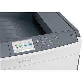 Lexmark C925dte Farblaser Drucken LAN/USB 2.0