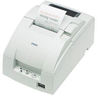 Epson TM-U220D weiß Nadeldrucker Drucken Seriell