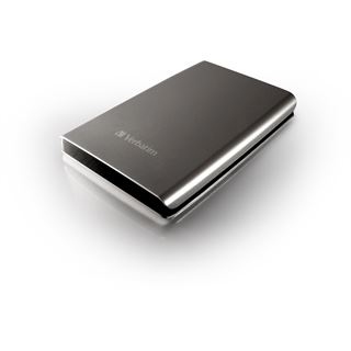 "500GB Verbatim Store and Go Portable 53021 2.5"" (6.4cm) USB 3.0 silber"