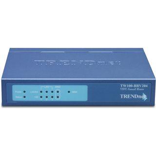TrendNet BROADBAND VPN FIREWALL