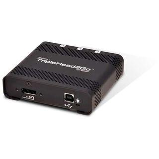 Matrox TripleHead2Go DisplayPort Grafikkonverter für 3x Displayport (T2G-DP-MIF)