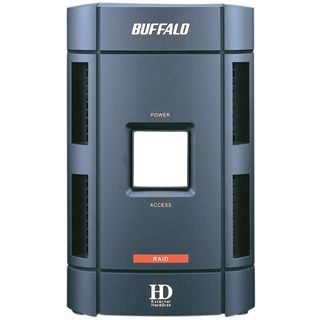 2000GB Buffalo DriveStation Duo
