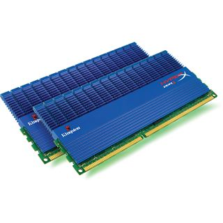 4GB Kingston HyperX T1 DDR3-1600 DIMM CL9 Dual Kit