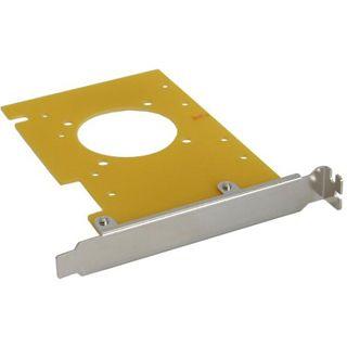 """InLine 3,5"""" Einbauplatine Slotblech für PCI (39950H)"""