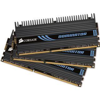 6GB Corsair Dominator DDR3-1600 DIMM CL7 Tri Kit