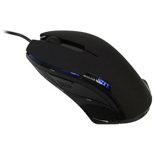 NZXT Avatar S 1600 DPI Gaming Mouse schwarz
