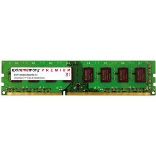 2GB Extrememory Premium DDR3-1333 DIMM CL9 Single