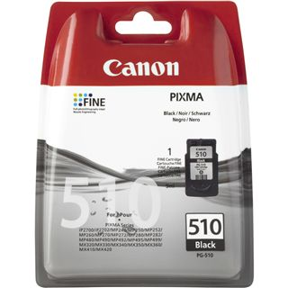 Canon Tinte PG-510 2970B008 schwarz
