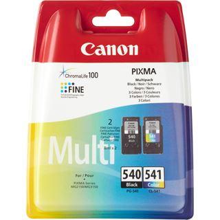 Canon Tinte PG-540/CL-541 5225B006 schwarz, cyan, magenta, gelb