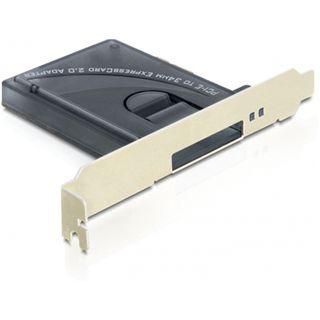 Delock 89291 2 Port PCIe 2.0 x1 retail