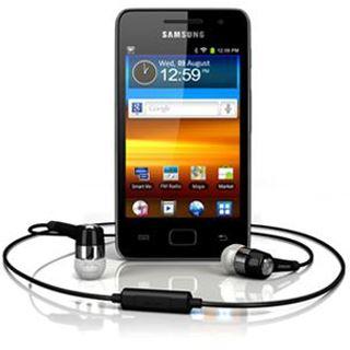 Samsung Galaxy S WiFi 3.6, 8GB, schwarz