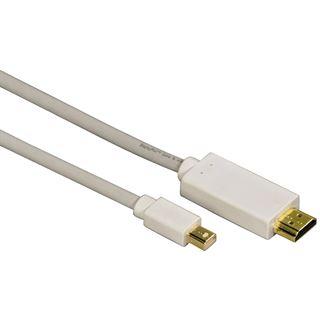 Hama Mini-DisplayPort Adapterkabel für Digital-TV, 1,50 m