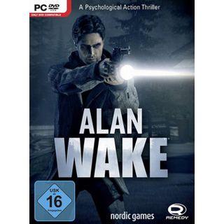 Alan Wake deutsch (PC)