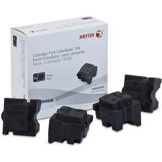 Xerox Tinte 4 Sticks 108R00999 schwarz