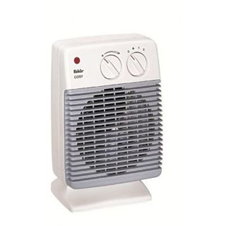 Fakir Heizlüfter 1000/2000W Cosy anth/pws