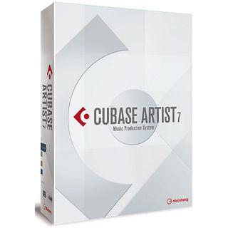 Steinberg Cubase Artist 7 32/64 Bit Multilingual Upgrade