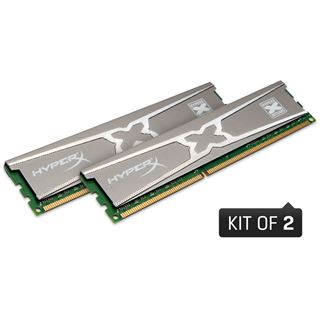 16GB Kingston HyperX 10th Year Anniversary Edition DDR3-1600 DIMM CL9 Dual Kit