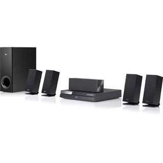 LG Electronics BH6220S Blu ray Heimkinoanlage 5.1 Lautsprechersystem
