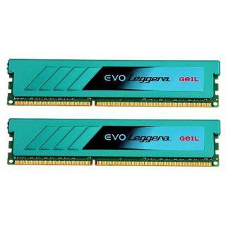 8GB GeIL EVO Leggera DDR3-1866 DIMM CL9 Dual Kit